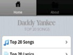 Daddy Yankee Songs 1.0 Screenshot