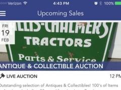 DAF Auction 1.0 Screenshot
