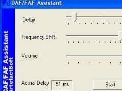 DAF/FAF Assistant for Windows 1.1 Screenshot