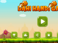 Dahi Handi Game 1 Screenshot