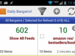 Daily Bargains 1.0 Screenshot