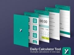Daily Calculator Tool 1.3 Screenshot