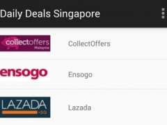 Daily Deals Singapore 1.0 Screenshot