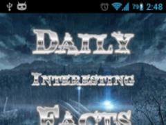 Daily Fun Facts 1.2 Screenshot