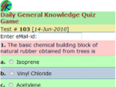 Daily General Knowledge Quiz 4 0 Free Download