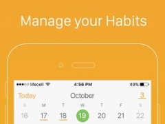 daily habits habit list and routine free download