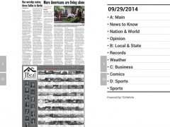 Daily News- Greensburg, IN 2.6.31 Screenshot