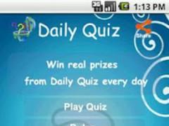 Daily Quiz Live 2.8 Screenshot