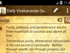 Daily Swami Vivekananda Quotes 2 5 0 Free Download