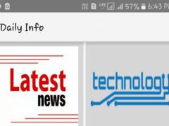 DailyInfo 3.0 Screenshot