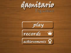 Damitario - Peg solitaire  Screenshot