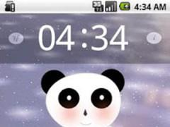 Dance Panda Lock Lite 1.1 Screenshot