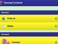 Dancing Footwork 1.00 Screenshot