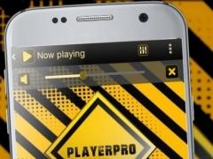 Danger zone PlayerPro Theme 1.2 Screenshot