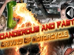 Dangerous And Fast Driving Of Motorcycle Pro -Game 3.5.1 Screenshot
