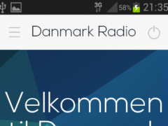 Danish Live Radio Denmark 1.0 Screenshot