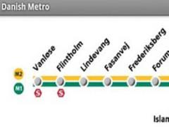 Danish Metro 1.0 Screenshot