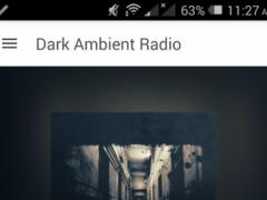 Dark Ambient Radio 4.0.9 Screenshot