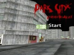 Dark City Zombies Free - 3D FPS Game 1.1 Screenshot