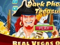 Dark Phoenix Bay Treasure Roulette - FREE - Pirate Bounty Vegas Casino Game 1.0 Screenshot