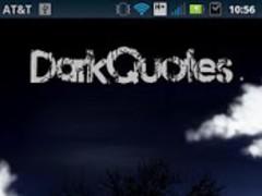 Dark Quotes 2.3.0 Screenshot