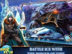 Dark Realm: Princess of Ice HD - A Mystery Hidden Object Game (Full) 1.0.0 Screenshot