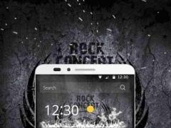 Dark Rock Hip Hop Live Theme 1.1.1 Screenshot
