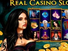 Dark Vampire Free Slots  Screenshot