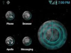 DarkSphere FULL - CM9 Theme 1.5 Screenshot