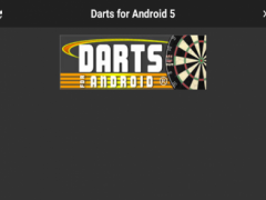 Darts for Android XE 1.0.10 Screenshot