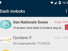 Dash Inbox  Screenshot