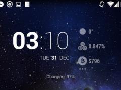 DashClock Bitcoin Monitor 1.6.5 Screenshot