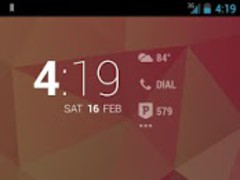 DashClock Dial Extension 1.2 Screenshot