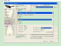 Data Export - Sybase2DBF 1.0 Screenshot