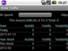 Data Traffic Control 1.16 Screenshot