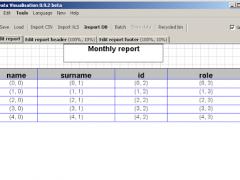 Data Visualization 0.9.2 Screenshot