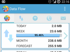 DataFlow - Data Usage 1.1.0 Screenshot