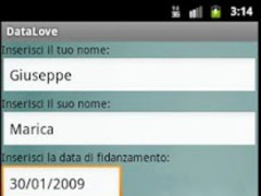 DataLove 1.0 Screenshot
