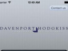 Davenport Hodgkiss Tax App 6.0.0 Screenshot