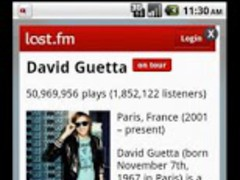 David Guetta - MixCow 1.0 Screenshot