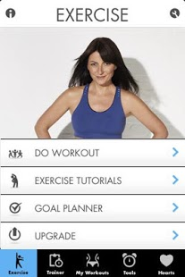 Davina mccall gives us a sneak preview of her new workout dvd.