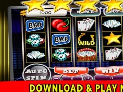 Davinci Diamonds Slots - 777 Double Diamond Casino Slots 1.0 Screenshot