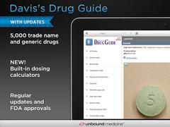 Davis's Drug Guide 2.2.59 Screenshot