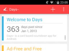 Days-- 1.10 Screenshot