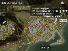 Central for DayZ - Map & Guide 1.38 Free Download on