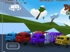 Dazzling Concrete Mixer Racing 1.0 Screenshot