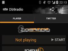 DB9Radio.com for Android  Screenshot