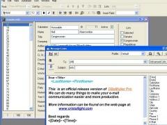 DBeMailer Pro 2.0.11 Screenshot