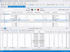 dbForge Data Compare for PostgreSQL 3.0 Screenshot