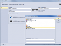 dbForge Source Control for SQL Server 1.3 Screenshot